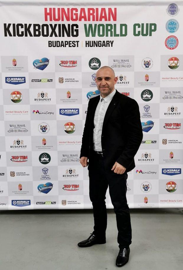 Галин Димов - Председател на БККМТ